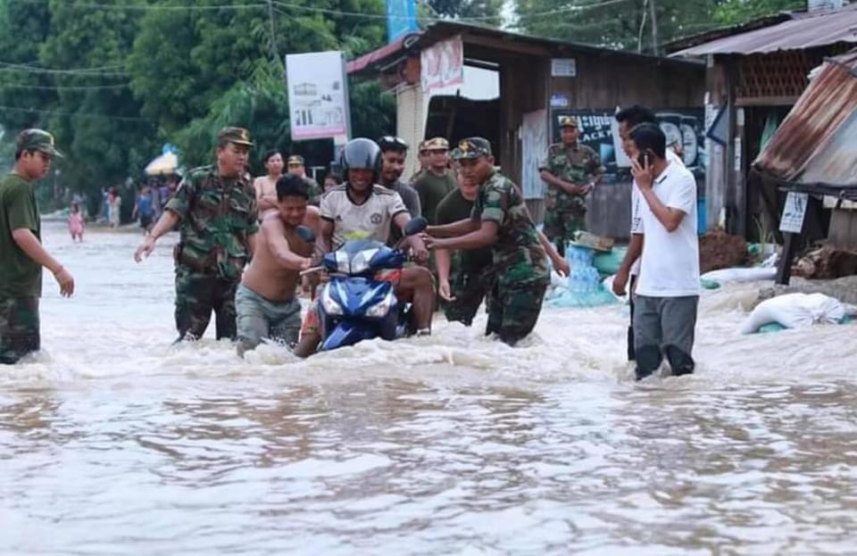 Veel nood door vreselijke overstromingen!